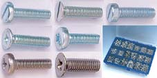 More info on Steel Machine Screws